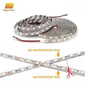 Image 4 - LED Grow Strip S5050 3/4/5 Red 1 Blue 5M Full Spectrum IP65 Phyto Light for Greenhouse Hydroponic Plant Growing DC 12V Fitolamp