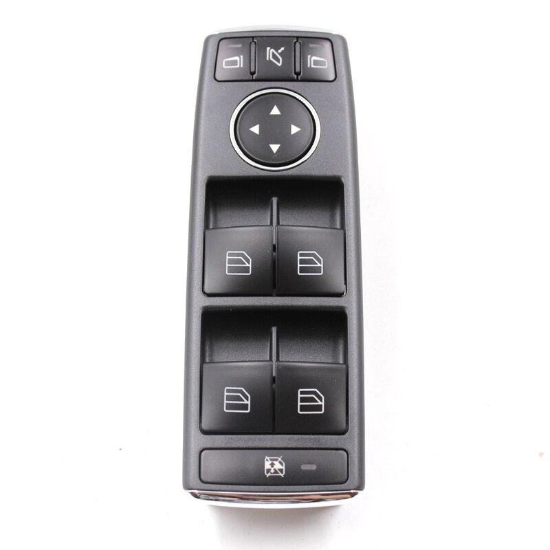 1669054400 2049055302 pour Mercedes ML350 ML500 ML63 G500 G550 G55 nouveau commutateur de fenêtre d'alimentation de haute qualité vente chaude