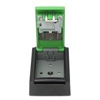 NEW Safurance 4 Digit Combination Password Key Box Lock Safety Organizer Padlock Wall Mounted Home Security