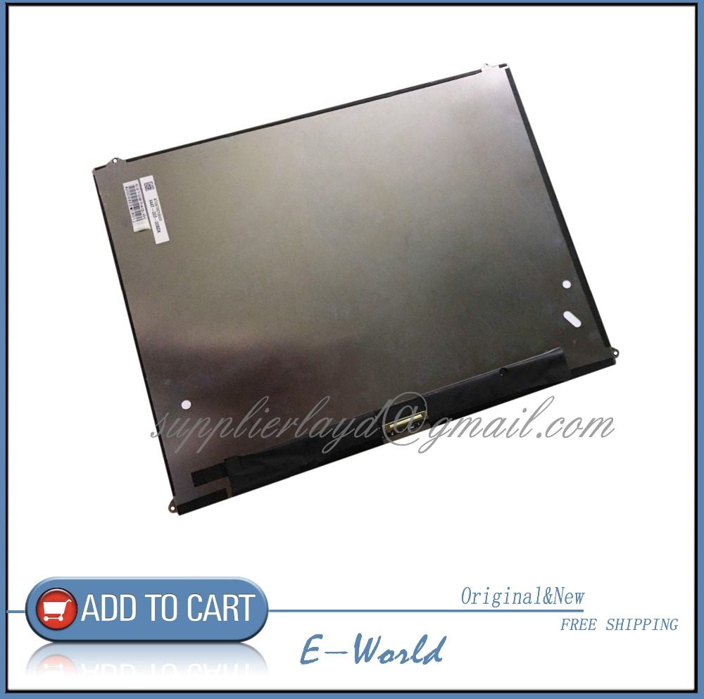 где купить Original 9.7inch LCD screen AT0970010003 for tablet pc free shipping дешево