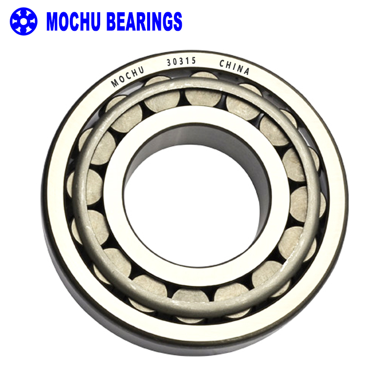 1pcs Bearing 30315 75x160x40 30315-A 30315J2 7315E Cone + Cup High Quality Single Row Tapered Roller Bearings high quality 1 75