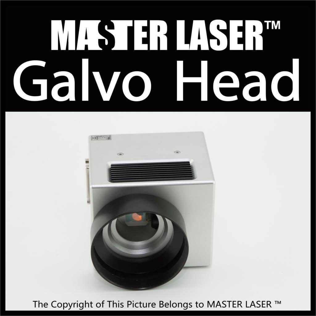 Good Quality 10mm Aperture 1064nm YAG Fiber Engraving Machine Laser Galvanometer Scanner 1064 fiber laser engraving machine galvo scanning scanner