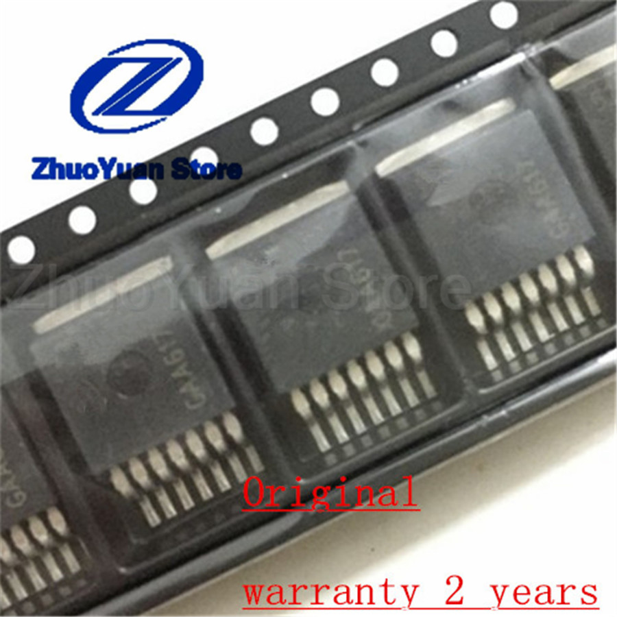 10pcs BTS282 TO-263-7 BTS282Z TO263 IC Chip New Original In Stock