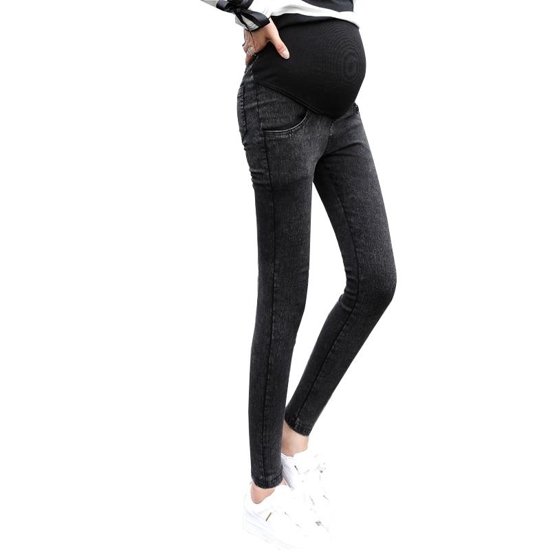 d0e56e66b4628 Купить С эластичной резинкой на талии джинсы для беременных Одежда ...