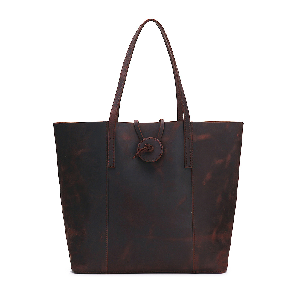 YISHEN Genuine Leather Luxury Women Handbags Fashion Soft Leather Composite Bags Vintage Solid Totes Women Shoulder Bags MSYD006 lanso composite handbags for women vintage design handle bags genuine leather zipper shoulder bags fashion ladies casual totes