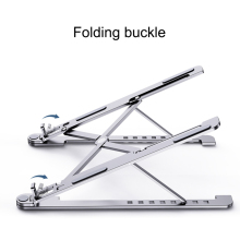 Folding Laptop Stand Aluminum Cooling Adjustable Desk Stand Tablet Holder Support for MacBook Air Pro Stand