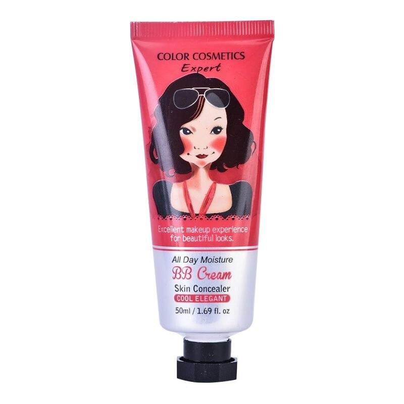 Косметика для макияжа Отбеливающий крем BB CC Солнцезащитный крем для лица Корректор Корректор Сокращенные поры