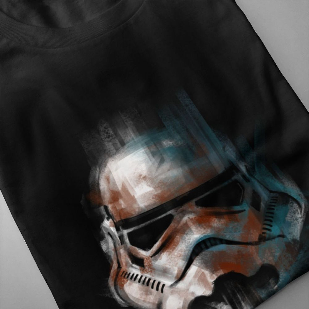 Stormtrooper T Shirt Boy Summer Star wars t shirt 100 Cotton Tee Cotton Big Size Homme Tee Shirt in T Shirts from Men 39 s Clothing