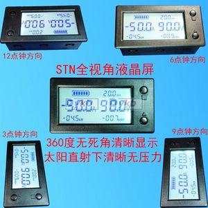 Image 4 - אולם דיגיטלי מד DC 0 ~ 300V 50A 100A 200A 400A /999AH/999KW/999KWH Coulometer סוללה בוחן עופרת חומצה/ליתיום סוללות