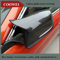 M3 style F30 replacement carbon fiber door side wing mirror cover cps for bmw F20 F21 F22 F23 F31 F34 F32 F33 F36 & X1 E84 F48