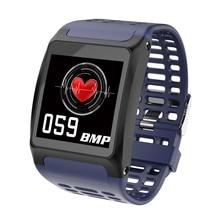 Z01 Large Screen Soft Smart Watch Men Blood Pressure Heart Rate Monitor information Display Sport Activity Tracker Smartwatch
