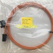 Оптоволоконный кабель для большинства кабелей 200 см для BMW AU-DI AMP Bluetooth Автомобильный gps автомобильный волоконный кабель для nbt cic 2g 3g 3g