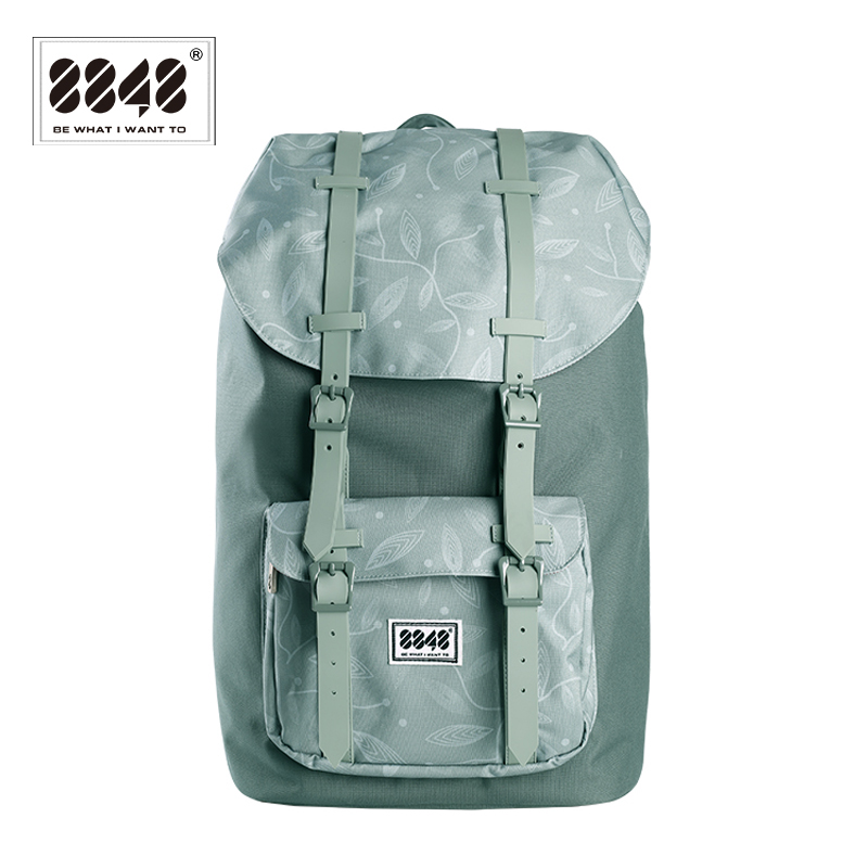 Brand Backpacks For Men Women Soft Handle Soft Back Unisex Backpack Large Capacity Travel Waterproof 15.6 Laptop 111-006-013