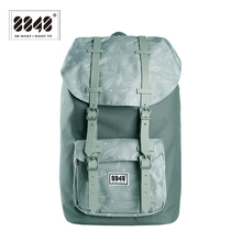 Brand Backpacks For Men Women Soft Handle Soft Back Unisex Backpack Large Capacity Travel Waterproof 15.6 Laptop 111-006-013