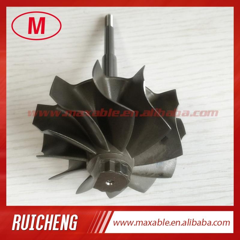 TD06H 58 8 67 2mm 11 blades turbo wheel turbine shaft wheel turbine wheel wheel