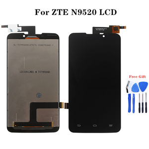 Image 1 - For zte Starxtrem SFR Grand Memo N5 U5 N9520 V9815 LCD Monitor and Touch Panel Repair Parts Mobile Phone Assemblies