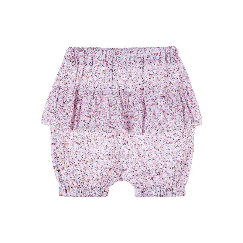 Zomer baby meisjes kleding set prinses katoen pasgeboren t-shirt + - Babykleding - Foto 4