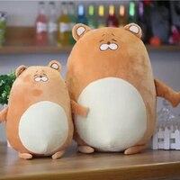 Free Shipping Anime Plush Toys 30cm 40cm Kawaii Hamster Plush Toys Lovely Animal Plush Pillow Birthday
