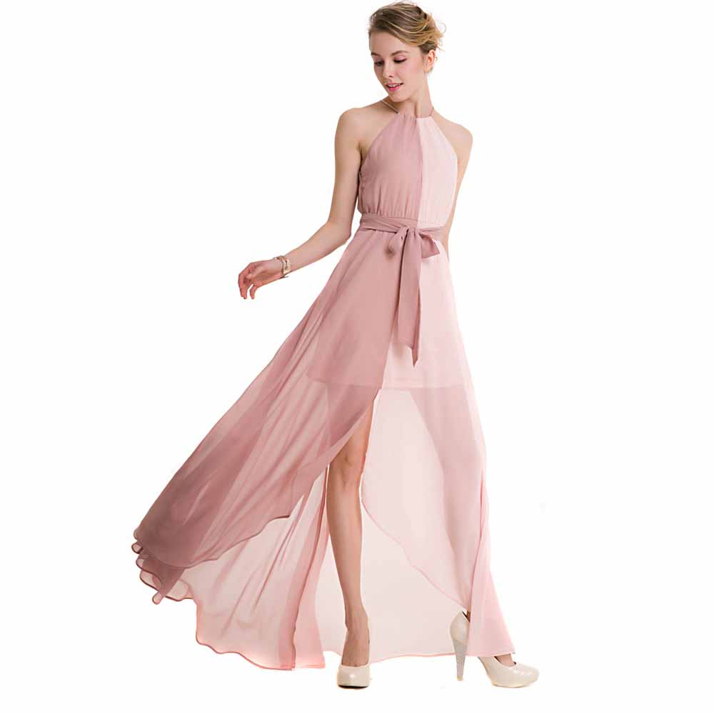 Atractivo Boho Vestidos De Dama Elegante Ideas - Colección de ...