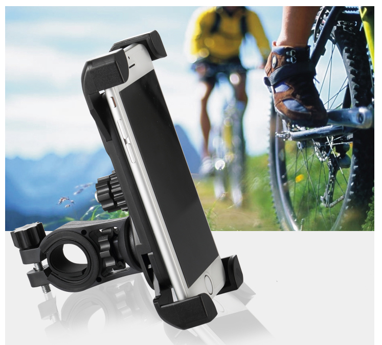 Plastic Rotary Bicycle Bike Mobile Phone Holders Stands For Huawei Mate 10 Lite,Nova 2i,Honor 9i/7X,Maimang 6,Mate 10 Pro,Mate 8