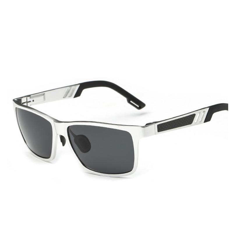 f20b38bf519d8 Snvne óculos de Sol de Alumínio e magnésio óculos de sol para mulheres dos  homens de