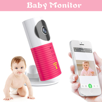 Clever Dog Wireless Babyfoon Camera Baby Monitors With Motion Detection 2 Way Talk P2P Wifi Camera