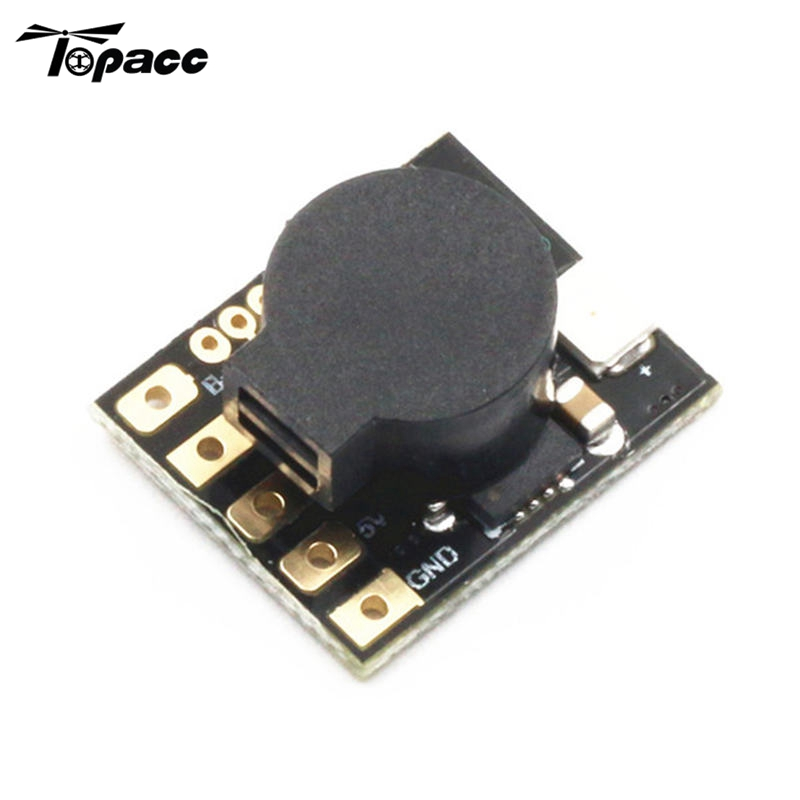 <font><b>5V</b></font> Active Buzzer Alarm Beeper with <font><b>LED</b></font> Light for Naze32 F3 Flight Controller Control for RC Racing Racer <font><b>Drone</b></font> Quadcopter Toys