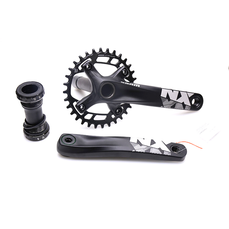 SRAM NX 32T Steel Chainring 170mm 175mm MTB Bicycle Crankset with GXP Bottom Bracket sram xx1 x9 xo gxp bb30