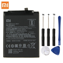 Original Replacement Battery For Xiaomi Redmi 6pro Hongmi 6 Pro Redrice BN47 Genuine Phone 4000mAh