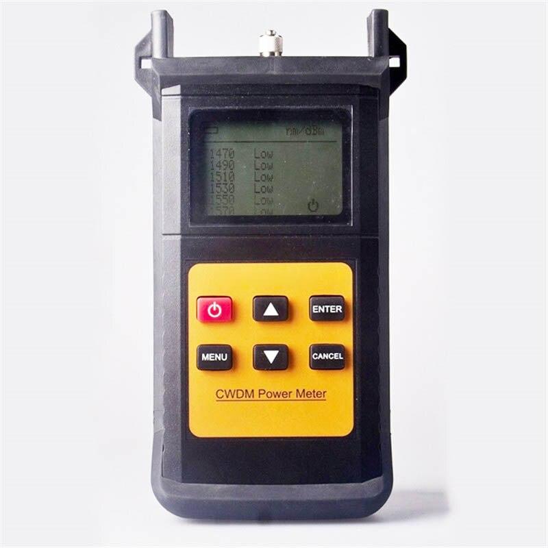 CPM100 CWDM Optical power meter (multiple wavelengths, CWDM wavelengths)