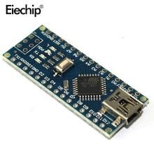 With the bootloader Nano 3.0 controller compatible for arduino nano electron diy kit CH340 USB driver (NO CABLE) ATMEGA328P