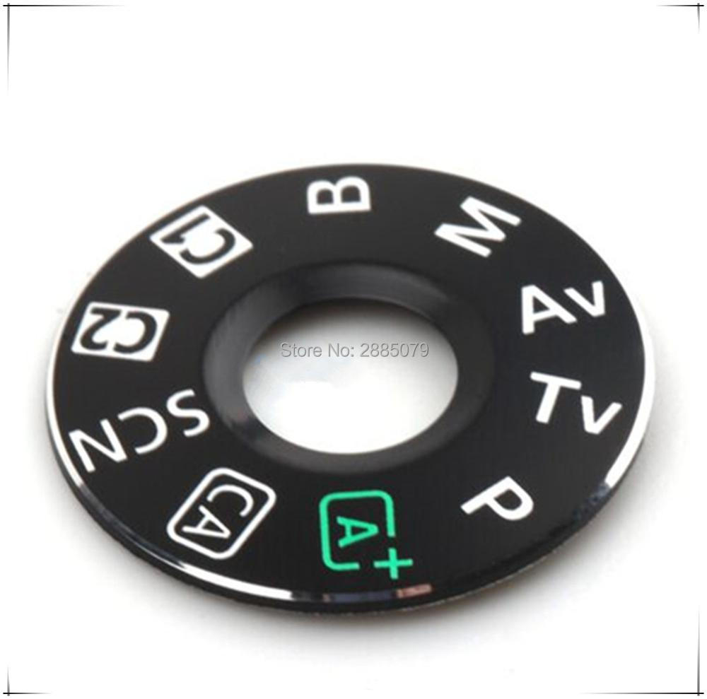 NEW Top Cover Button Mode Dial For Canon EOS 6D Camera Repair Parts