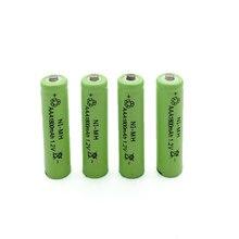 Recarregável para Câmera 10X LOT Pilhas AAA Ni-mh 1800 MAH 1.2 V Bateria Brinquedos ETC