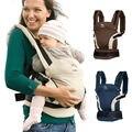 2016 ergonômico manduca portador de bebê Multifuncional portador de bebê de algodão orgânico Infantil Ajustável Criança Hip Transportadora