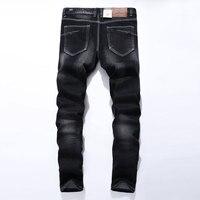 2018 New Arrival Fashion Dsel Brand Men Jeans Washed Printed Jeans For Men Casual Pants Designer Jeans Men!702 A