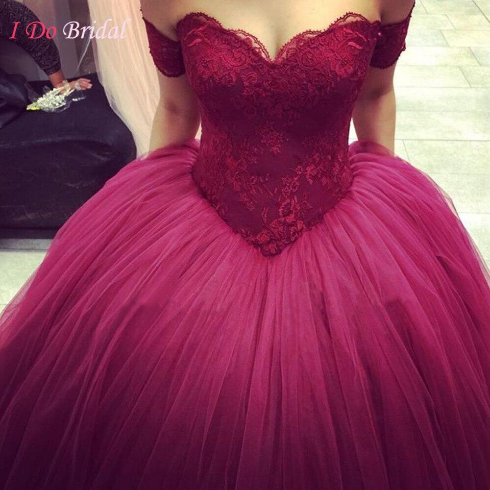 Online Get Cheap Red Corset Wedding Dress -Aliexpress.com ...