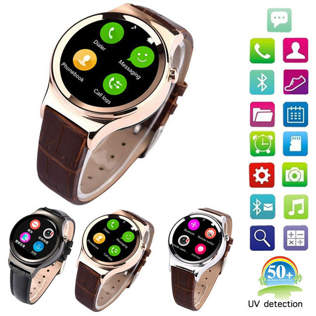 US $44 49 |2016 Newest SmartWatch T4 Smartwatch Support SIM SD Card  Bluetooth SOS SMS MP3 MP4 USB For Android and iphone Fast Shipping on