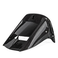 For Yamaha R6 Rear Tire Hugger Mud Guard Fender Fairing Cowl Carbon Fiber 2008 2009 2010 2011 2012 2013 2014 2015 2016