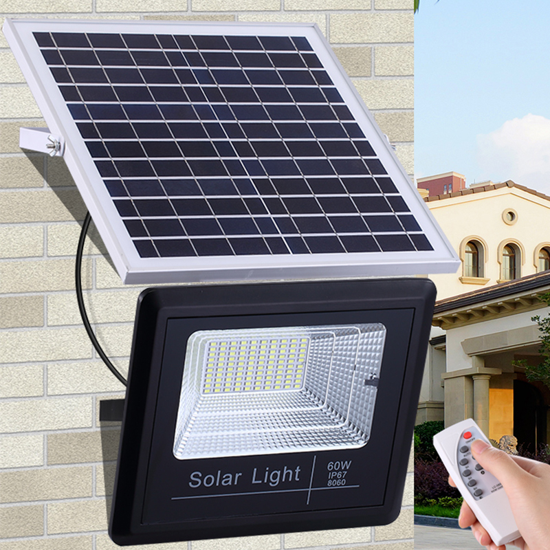 Led Flood Light Outdoor Spotlight Floodlight 40W 60W 100W Wall Washer Lamp Reflector IP67 Waterproof Garden 220V RGB Lighting