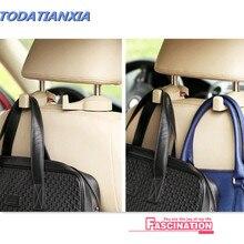 Car-Seat-Hook Auto-Clips Grand Nissan Teana Suzuki Peugeot Bmw E46 Camry 2pcs FOR J32/Ix25/Camry/50