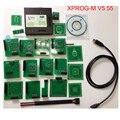 Lastest Version Xprog 5.55 X-prog M Box 5.55 Xprog-M Box V5.55 ECU Programmer Better Than Xprog M V 5.50 new cartons