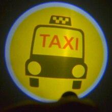LED Car Door Logo Laser Projector Light Welcome  light of car door High