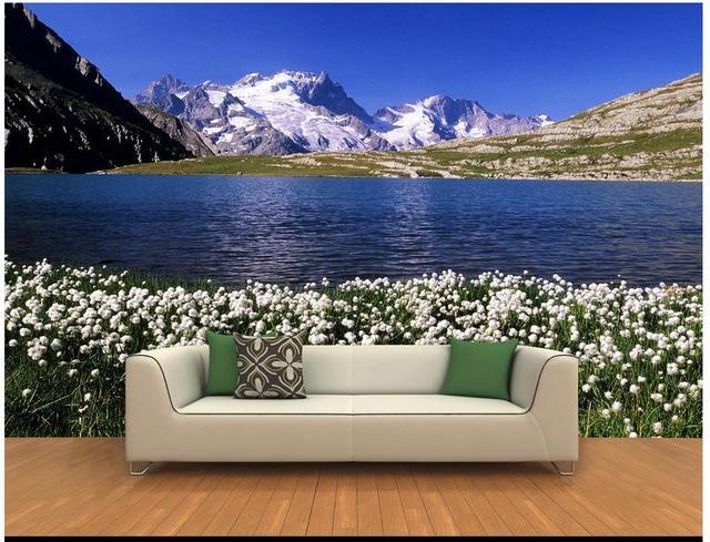 Customized 3d photo wallpaper for walls 3 d wall murals 3d hd