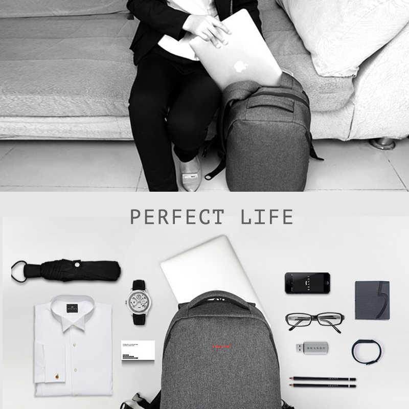 """Tigernu бренд мужской рюкзак противоугонная USB зарядка 14 """"17"""" ноутбук рюкзак мужской женский школьный рюкзак школьный рюкзак сумка"""