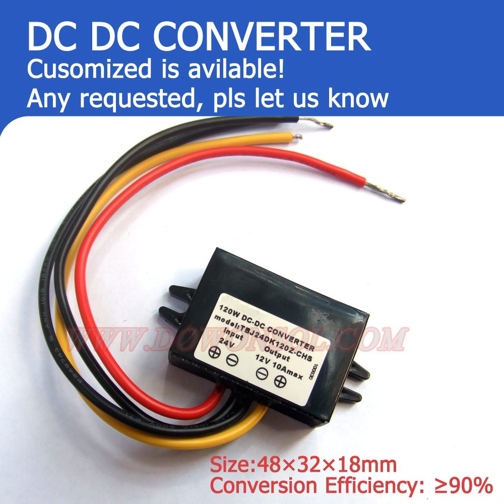 DC Buck Converter Step Down 12V to 5V 3A 15W Car LED Power Supply DC Step-Down Module China car dc converter Suppliers