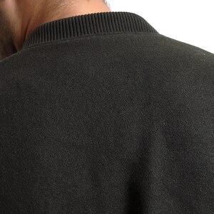 Image 4 - SIMWOOD 2020 wiosna marka odzież kurtka mężczyźni moda Casual odzież wysmuklająca kurtki męskie płaszcze Jaqueta Masculina JK017015