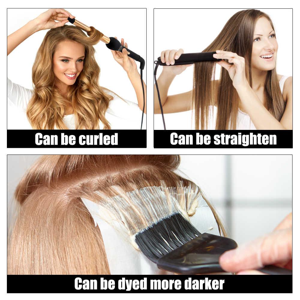 """Na zawsze włosy 0.8 g/s 16 """"18"""" 20 """"24"""" Remy włosy I Tip ludzkich przedłużanie włosów kolor Fusion 100% europejski człowieka przedłużanie włosów keratyny obligacji"""