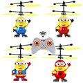 Figura de acción de regalos de los drones quadcopter drone rc helicóptero kids toys toys juguetes al aire libre de navidad de juguete de regalo