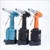 Industrial grade three jaw pneumatic rivet gun hydraulic rivet clamp stainless steel blind rivet gun air pneumatic Tools
