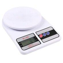 Цифровые весы 10 кг 1 г бытовые весы на платформе электронные весы кухонные весы для выпечки измерительные инструменты для приготовления пищи